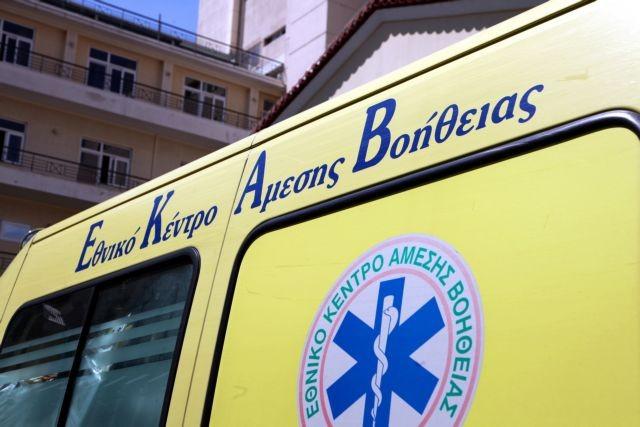Εργατικό ατύχημα με δύο τραυματίες στο Παλαιό Φάληρο