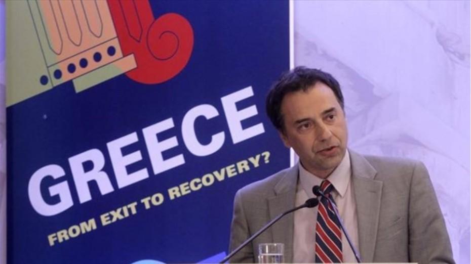 Ο Θεόδωρος Πελαγίδης νέος υποδιοικητής της ΤτΕ