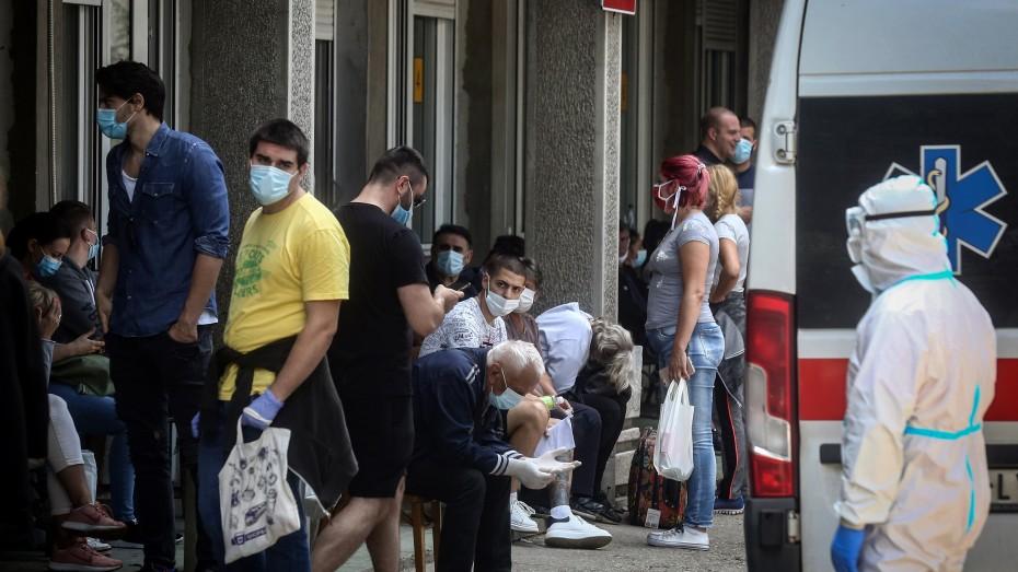 Σερβία: Σε κατάσταση έκτακτης ανάγκης το Βελιγράδι λόγω του κοροναϊού