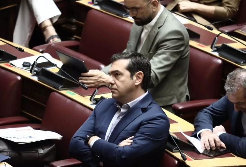 Ο ΣΥΡΙΖΑ ζητά να έρθει στη Βουλή το πόρισμα της «επιτροπής Πισσαρίδη»