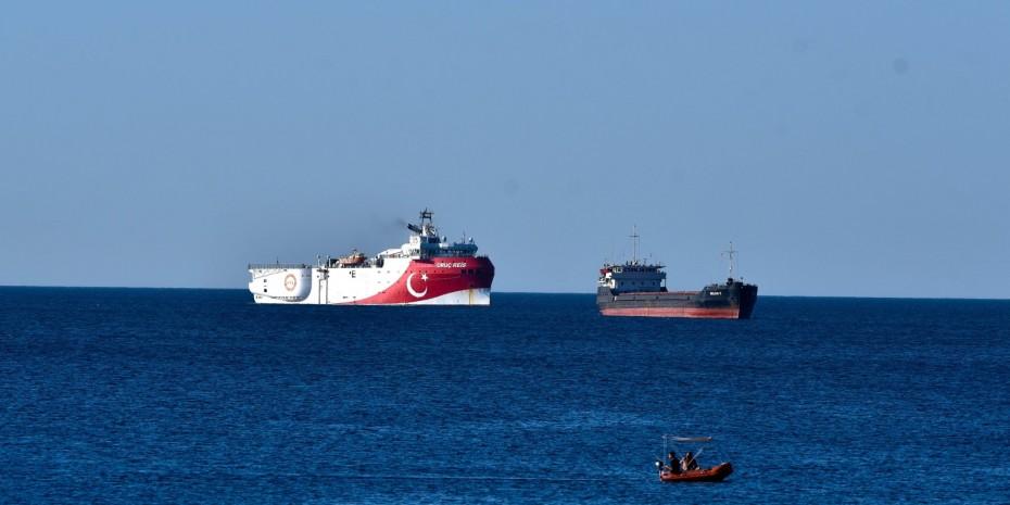 Ξανά προς την κυπριακή ΑΟΖ το τουρκικό Barbaros