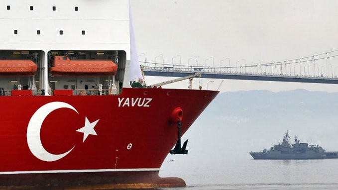 Navtex της Τουρκίας για γεωτρήσεις στην κυπριακή ΑΟΖ - Η αντίδραση Αναστασιάδη