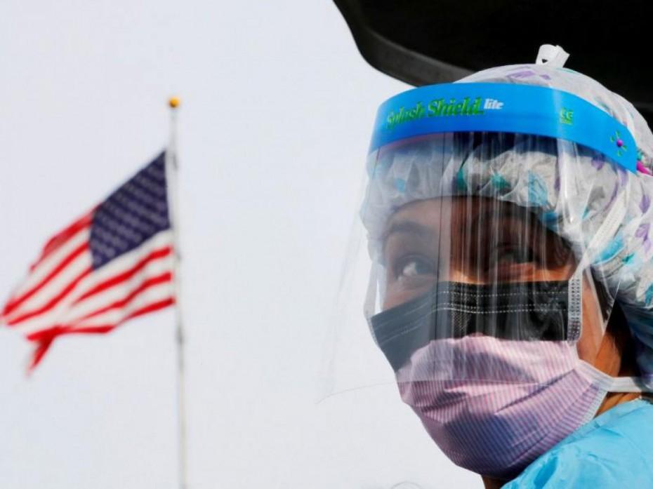 ΗΠΑ: Απανωτά ρεκόρ μόλυνσης σε 24ωρα