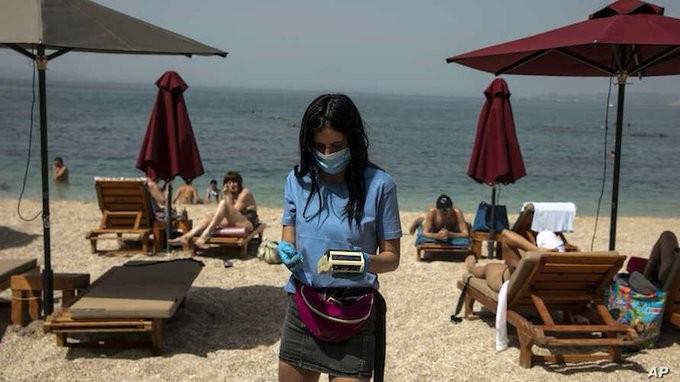 Οι ξενοδόχοι αναμένουν απώλειες 5,6 δισ. ευρώ για φέτος