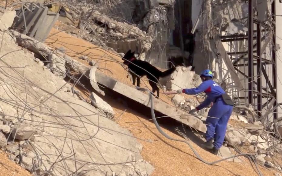 Πάνω από 60 άνθρωποι συνεχίζουν να αγνοούνται στην τραγωδία της Βηρυτού