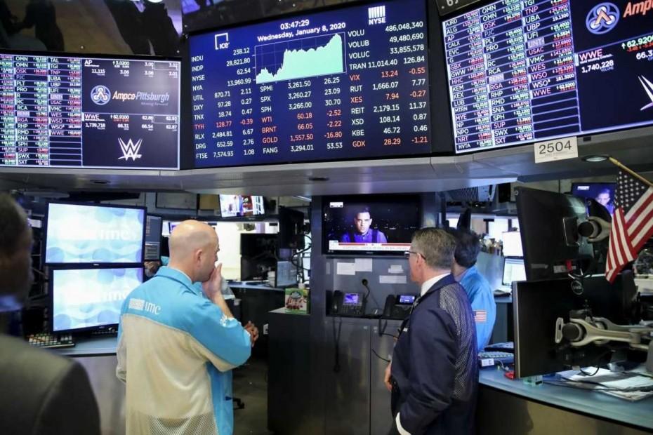 Ελεγχόμενες απώλειες στη Wall Street για την Πέμπτη