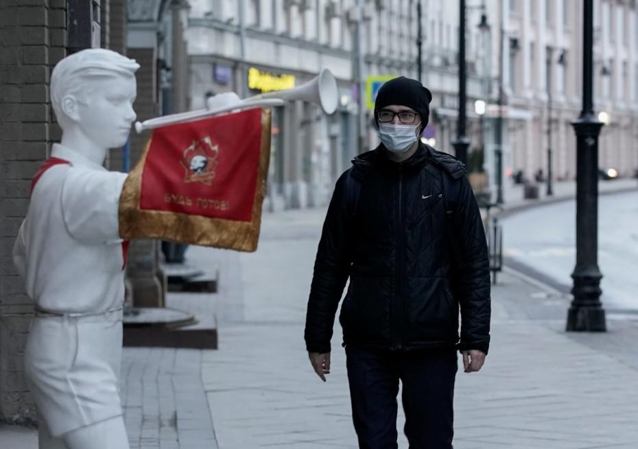 Πάνω από 850.000 τα κρούσματα του κορονοϊού στη Ρωσία