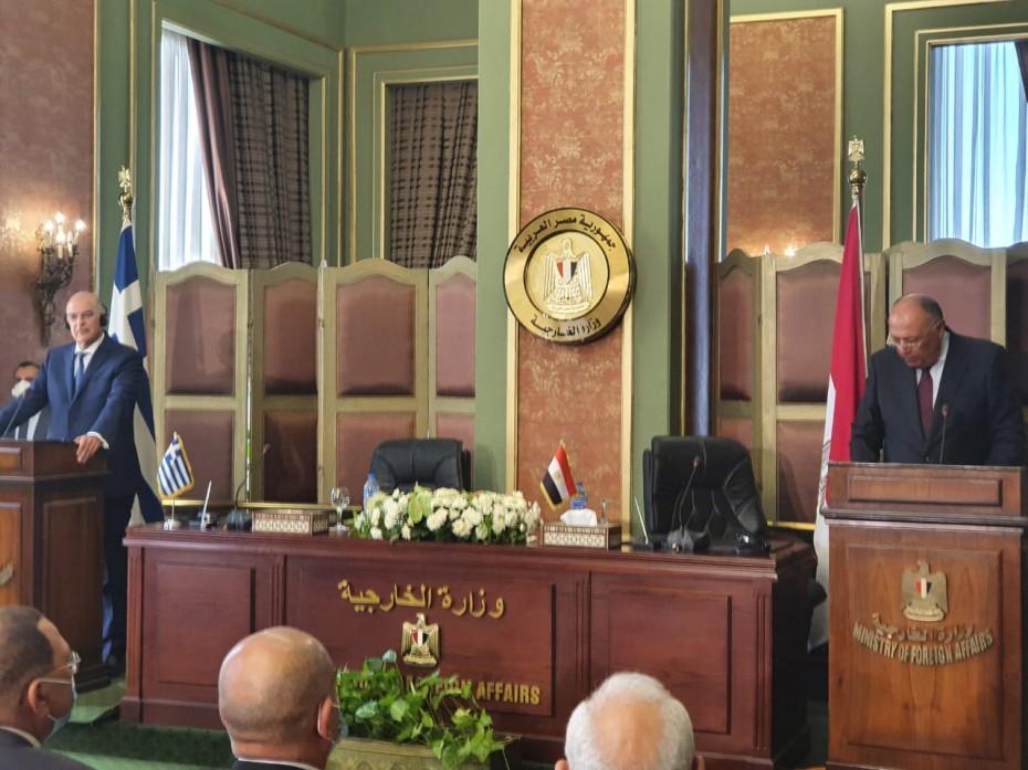 «Έκπληκτη» η Αίγυπτος για την αντίδραση της Τουρκίας μετά τη συμφωνία της ΑΟΖ