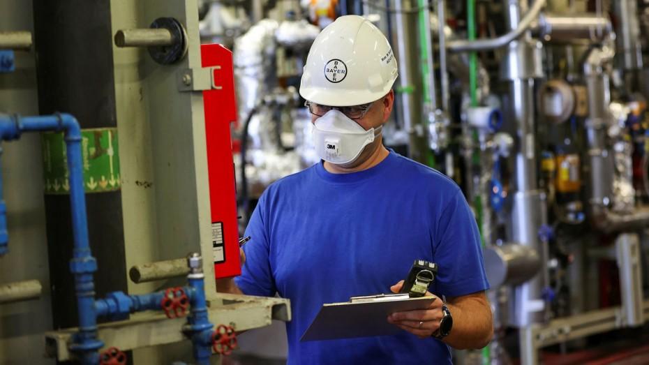 Ενισχυμένη η η βιομηχανική παραγωγή σε Γερμανία και Γαλλία τον Ιούνιο