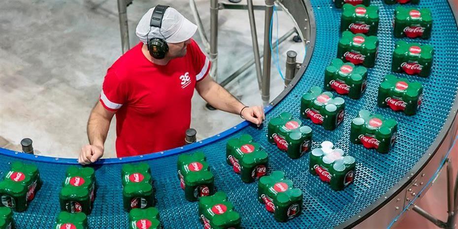 Coca Cola HBC: Μειωμένα τα έσοδα για το α' εξάμηνο του 2020