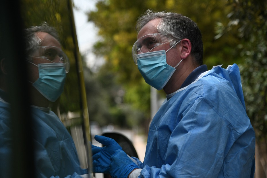 Στους 210 οι νεκροί από τον κορονοϊό στην Ελλάδα - Στα 77 τα νέα κρούσματα
