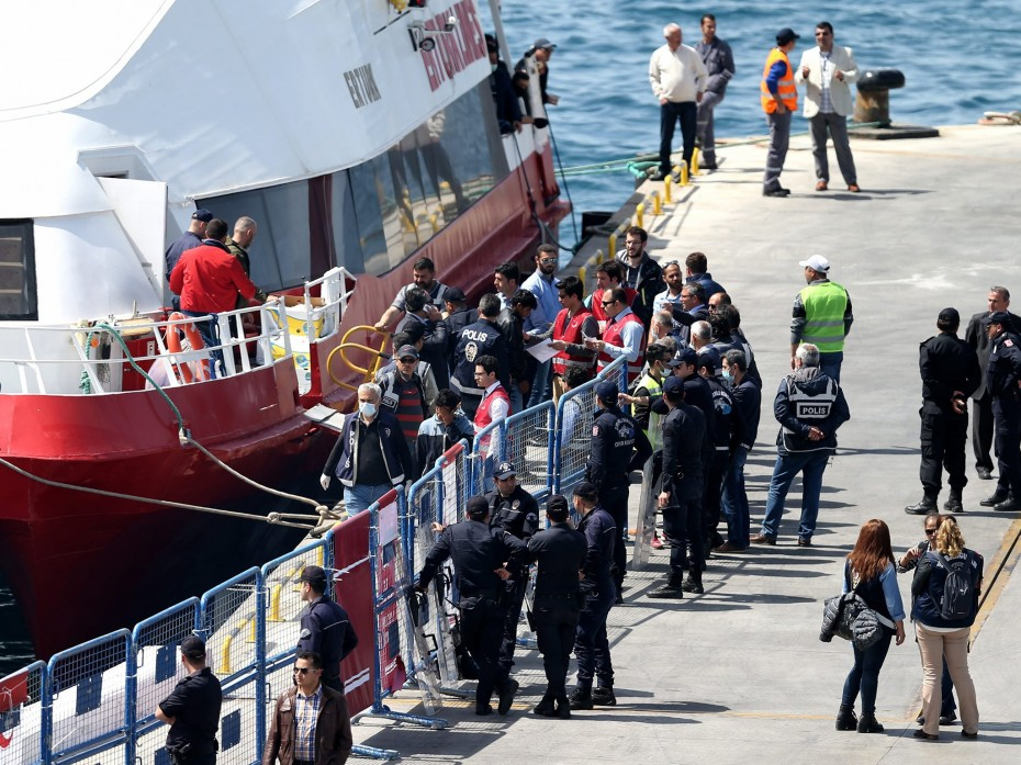 Τριπλασιάστηκε ο αριθμός αιτήσεων ασύλου στην Ευρώπη