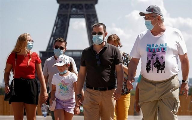 Η Γαλλία απαγορεύει τις κδηλώσεις άνω των 5.000 ανθρώπων έως τις 30 Οκτωβρίου