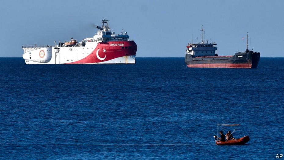 Ξανά η Γερμανία για «απευθείας διάλογο» μεταξύ της Ελλάδας και της Τουρκίας