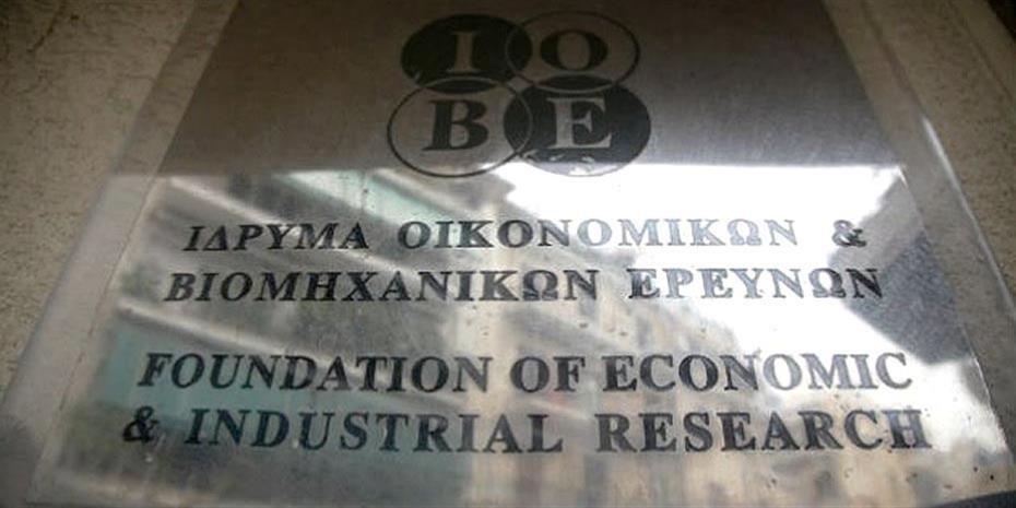 ΙΟΒΕ: Μικρή βελτίωση του οικονομικού κλίματος για τον Ιούλιο