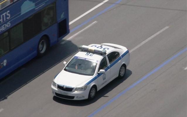 Πέντε τραυματίες αστυνομικοί από καταδίωξη στην Αττική