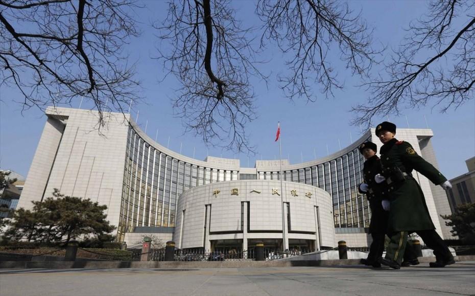 Κίνα: Ετήσια μείωση κατά 2,4% κατέγραψε ο δείκτης τιμών παραγωγού τον Ιούλιο