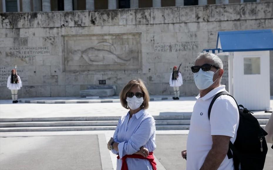 Κορονοϊός: Στο «κόκκινο» η Αττική - Νέα μέτρα ενόψει 15Αύγουστου