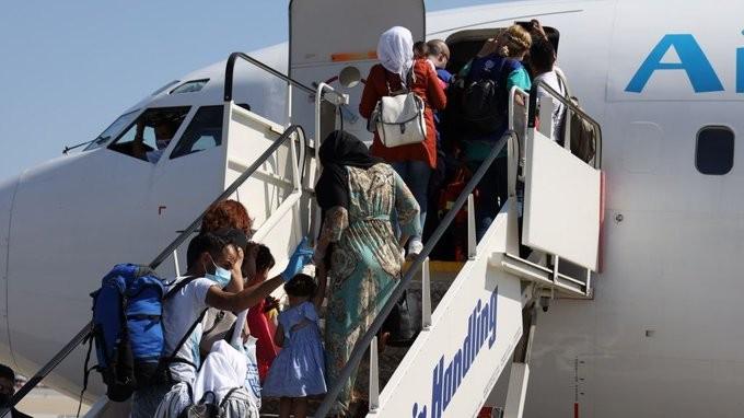 Μεγάλη μείωση προσφύγων και μεταναστών στα ελληνικά νησιά στο 7μηνο του 2020
