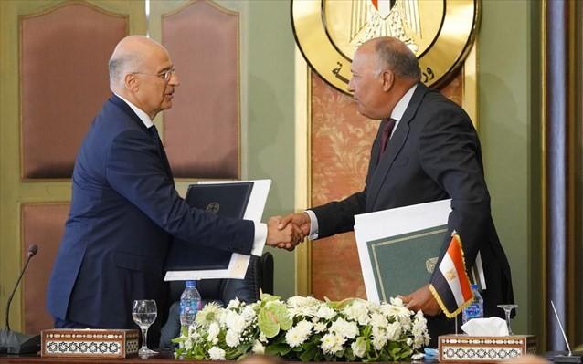 Εύσημα από τη Σαουδική Αραβία για τη συμφωνία Ελλάδας - Αιγύπτου επί της ΑΟΖ
