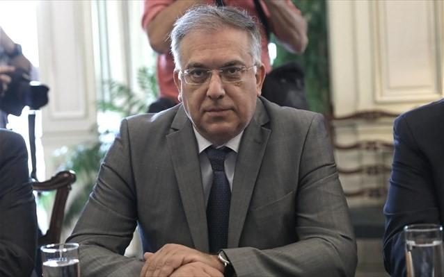 Θεοδωρικάκος: 1,2 εκατ. ευρώ για τους πληγέντες δήμους της Εύβοιας