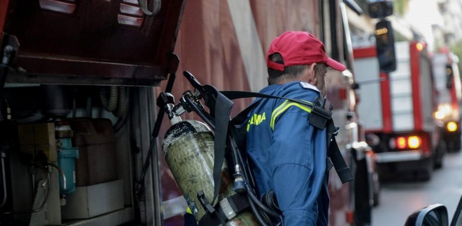 Θεσσαλονίκη: Κινδύνεψαν από φωτιά σε διαμέρισμα 2 ηλικιωμένες