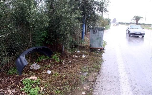 Νεκρός 21χρονος σε τροχαίο στη Θεσσαλονίκη