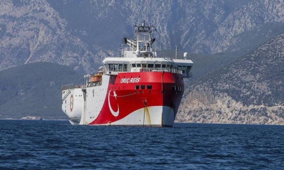 Νέα Navtex από την Τουρκία - Στην κυπριακή ΑΟΖ το Oruc Reis