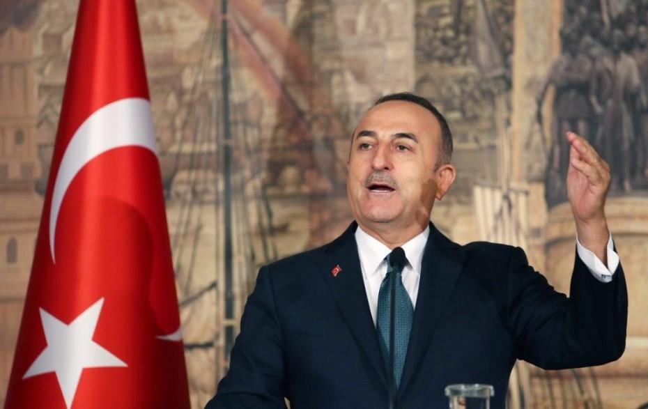 Μ. Τσαβούσογλου: Δεν περιμένει ευρωπαϊκές κυρώσεις η Τουρκία
