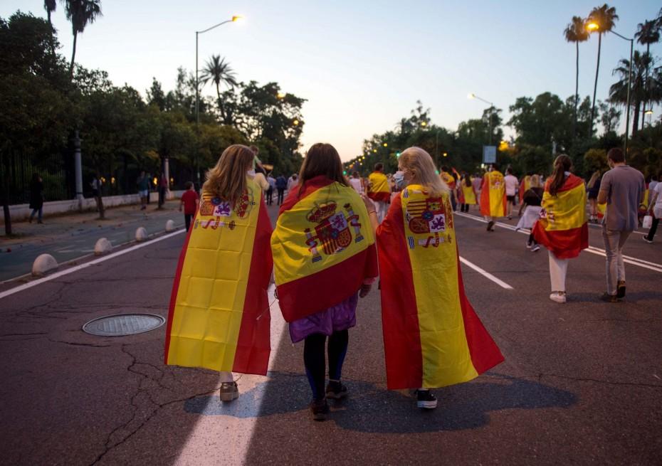 Κορονοϊός στην Ισπανία: Πάνω από 600.000 τα κρούσματα, ξεπέρασαν τους 30.000 οι νεκροί