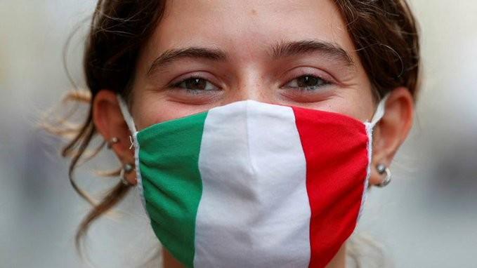Νέα αύξηση των ημερησίων κρουσμάτων του κορονοϊού στην Ιταλία