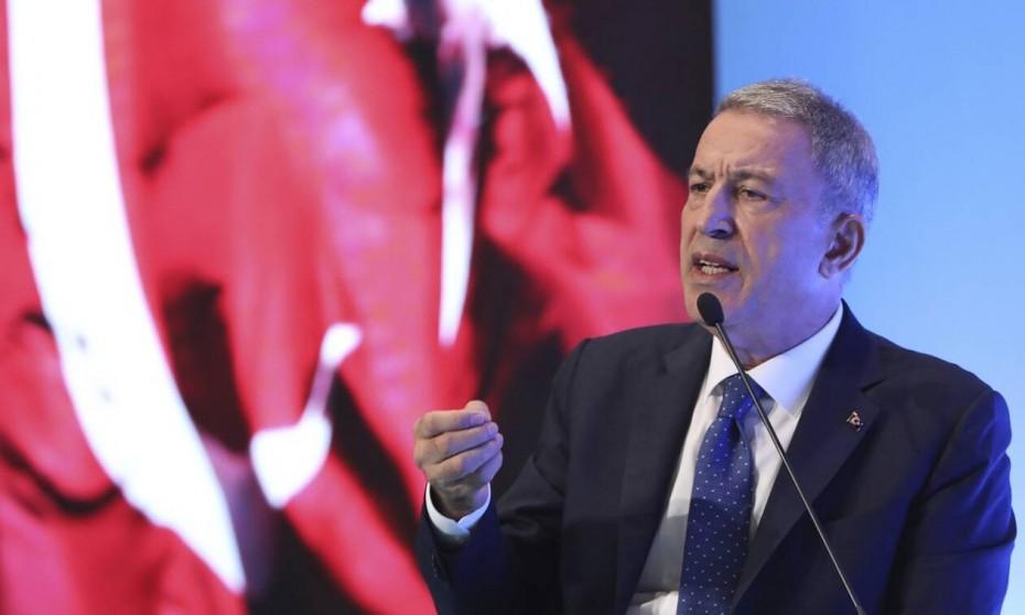 Ο Ακάρ ζητάει διάλογο της Τουρκίας με την Ελλάδα