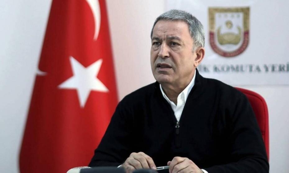 Εκ νέου ο Ακάρ: Η Τουρκία δεν εγκαταλείπει τα δικαιώματα της στην Ανατ. Μεσόγειο