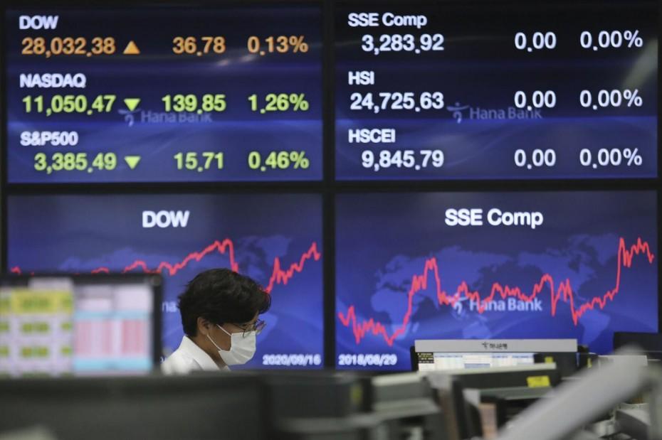Θετικό κλείσιμο της εβδομάδας στα ασιατικά χρηματιστήρια