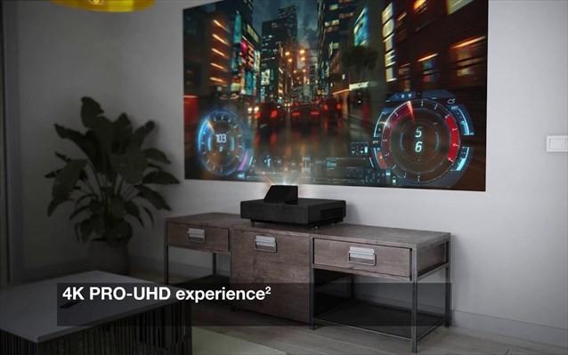 Βιντεοπροβολέας Epson: Η «τηλεόραση» της νέας εποχής