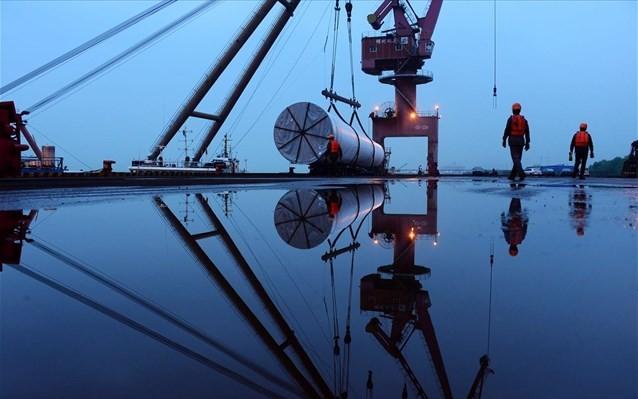 Πτώση 16,2% για τον τζίρο στην ελληνική βιομηχανία τον Ιούλιο