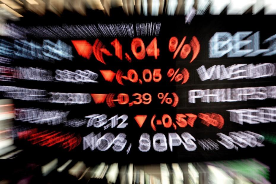 Σε χαμηλό 3 μηνών ο ευρωαγορές για τη Δευτέρα