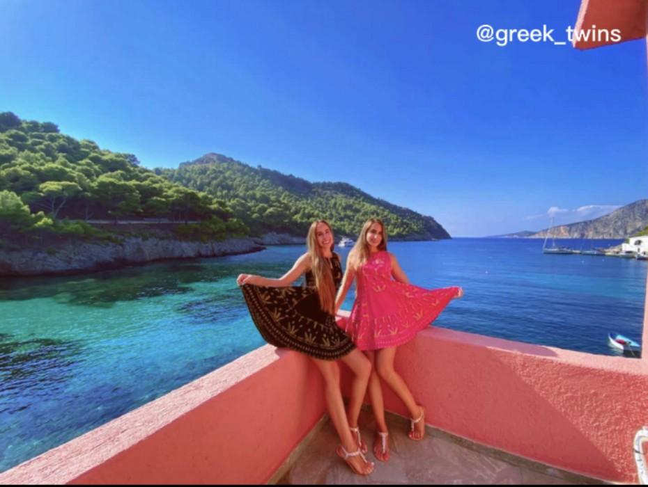 Σοφία & Μαριάννα Ερωτοκρίτου: «Στόχος μας η προώθηση της Ελλάδας στην Κίνα»
