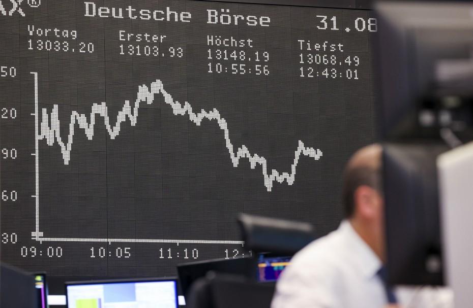Νέες απώλειες στις ευρωαγορές λόγω του κορονοϊού την Πέμπτη