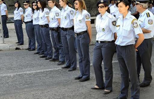 ΓΑΔΑ: Στη Λέσβο 70 γυναίκες αστυνομικοί