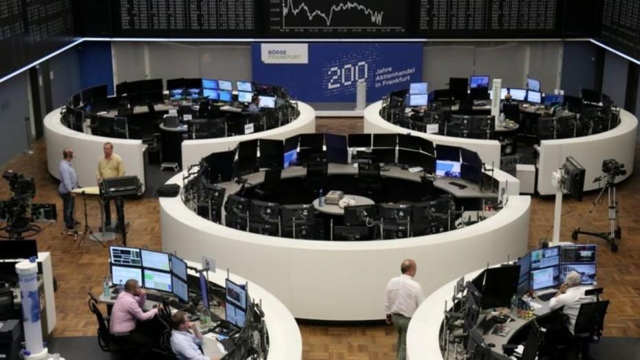 Θετική προσμονή των ευρωαγορών για τις κεντρικές τράπεζες