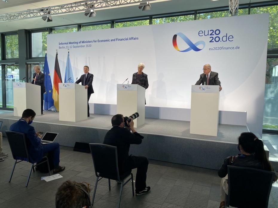 Eurogroup: Σε θολά νερά για την πορεία της οικονομίας εν μέσω πανδημίας