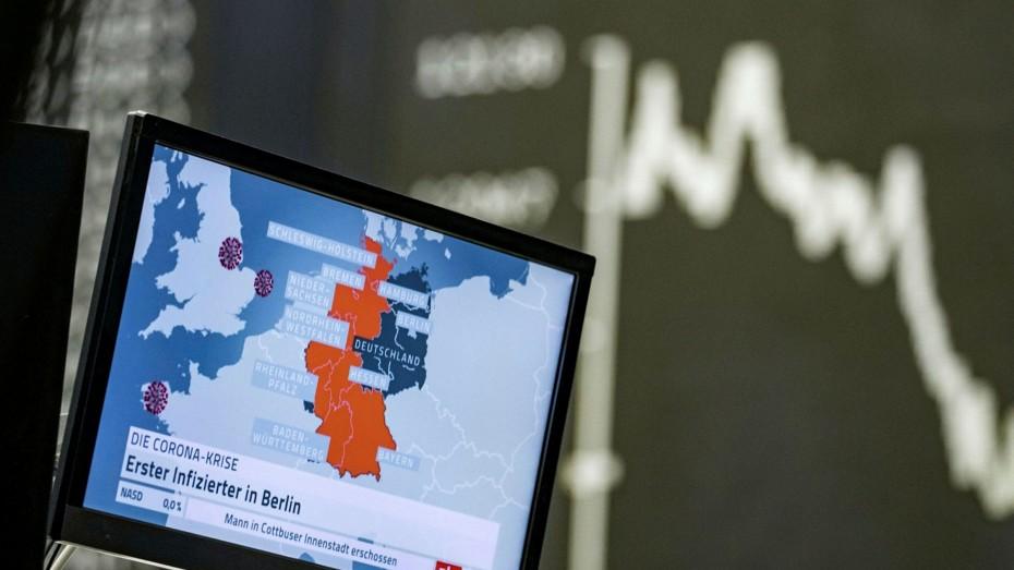 Έντονη νευρικότητα για τις ευρωαγορές την Τρίτη