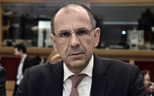 Γεραπετρίτης: Αναβαθμισμένο ρόλο στην περιοχή αναγνωρίζουν οι ΗΠΑ στην Ελλάδα