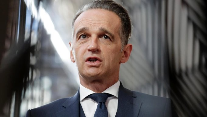 Σε καραντίνα ο Γερμανός υπουργός Εξωτερικών, Χάικο Μάας, λόγω κορονοϊού