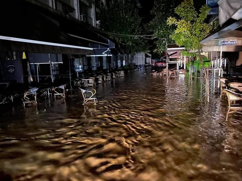 «Ιανός»: Δύο νεκροί από το σαρωτικό χτύπημα του κυκλώνα