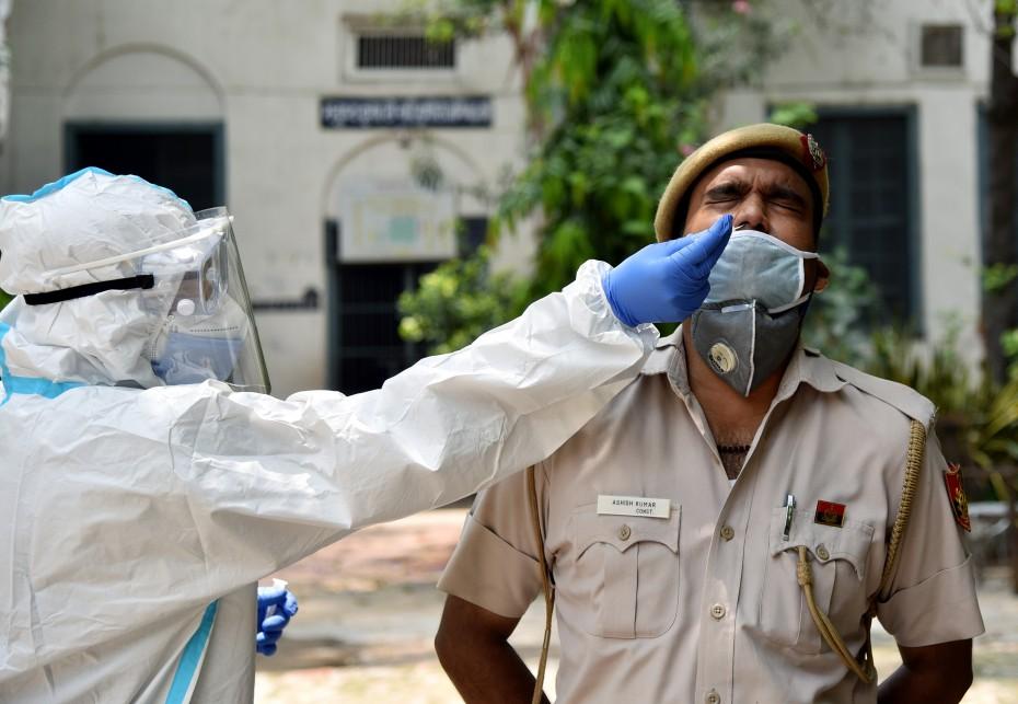 Η Ινδία το νέο επίκεντρο εξάπλωσης του κορονοϊού