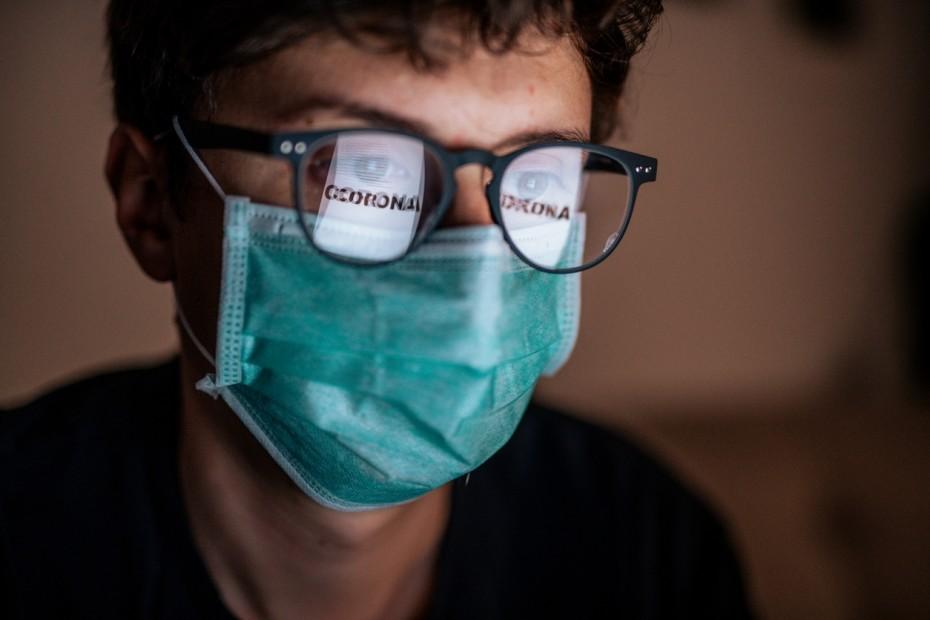 Τα γυαλιά προστατεύουν από τον κορονοϊό;
