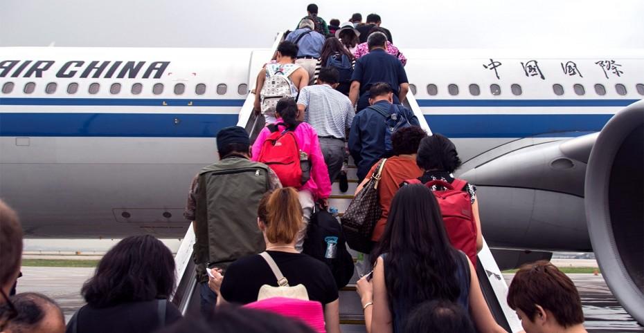 Επανεκκινούν οι πτήσεις από το Πεκίνο προς την Ελλάδα