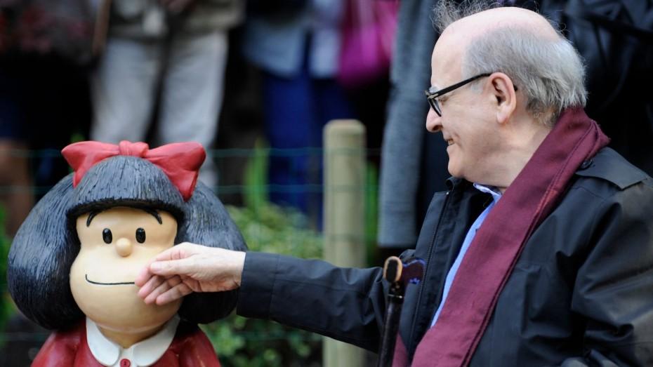 Πέθανε ο Ισπανός γραφίστας Quino, ο δημιουργός της Mafalda